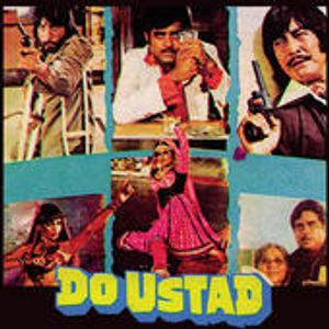 Bappi Lahiri - Do Ustad OST (Usha Uthup), Trippy Indian Disco Classic