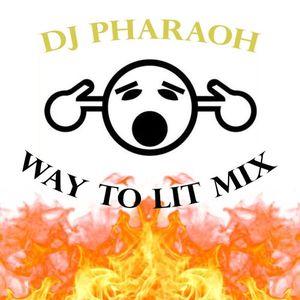 Way to Lit Mix [DJ Pharaoh]