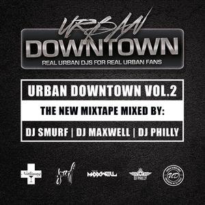 DJ Smurf & DJ Maxxwell - Urban Downtown Vol.2 (The Mixtape)