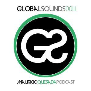 Mauricio Quesada pres. Global Sounds 004