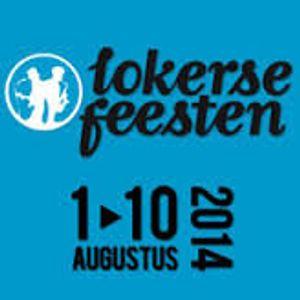 dj's CJ Bolland & Franky Jones @ Lokerse Feesten 09-08-2014