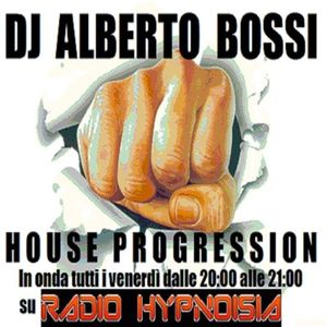 House Progression - Alberto Bossi - 06.07.2012