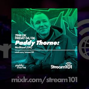 Paddy Thorne's NuSkool - House Techno & Electronica 4/6/2021