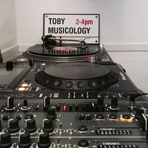 Toby Musicology-www.pointblank.fm  27 03 2016