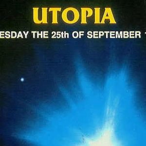 Side B - DJ Jeff (Room 6) & Steve Bicknell - Utopia 25th September 1990