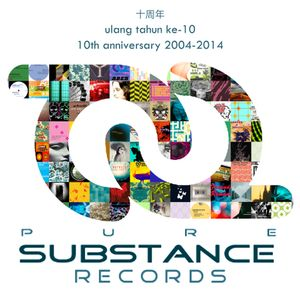 Pure Substance Records - 10 Years (2004-2014)