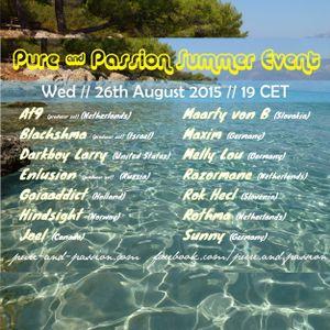 Pure & Passion Summer Event Mini-Mix