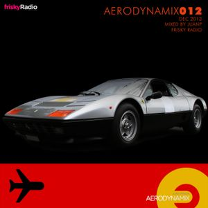 Aerodynamix 012 @ Frisky Radio December 2013 mixed by JuanP