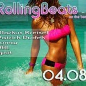 Rolling Beats-LIVE @ VCBC-Dudek Patrick 04.08.2012