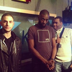 Hatcha and Crazy D Kiss Fm with special guess Modestep