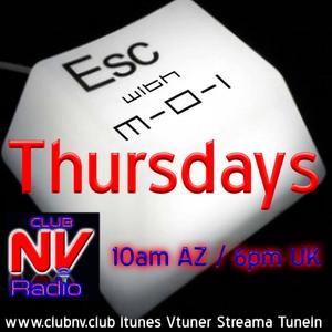 Escape with M-O-I - CLUB NV RADIO - 7-2-15