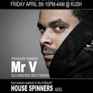 kush sessions vol.14 (DJ Mus)
