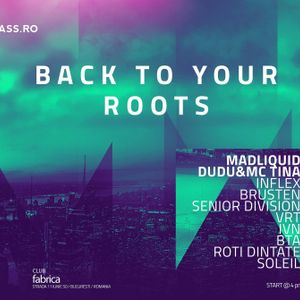 Senior Division - BACK TO YOUR ROOTS - DrumAndBass.ro Birthday Bash PROMO MIX