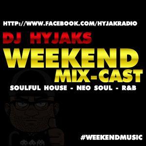 DJ Hyjak's #WeendMusic ep3