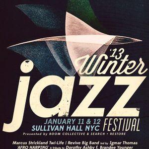 Dubs Mix #1 (Winter Jazz Fest 2013 Edition)