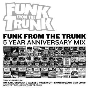 FFTT 5 Year Anniversary Mix