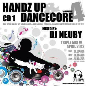 DJ Neuby - Handz Up & Dancecore Vol.4 --CD1-- (04.2012)