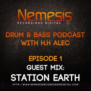 Nemesis Recordings Digital Podcast Episode 1