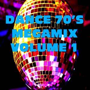 DANCE 70's VOLUME UNO MEGAMIX BY STEFANO DJ STONEANGELS