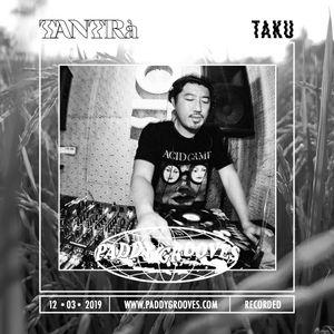PADYGROOVES : 047 TAKU HIRAYAMA