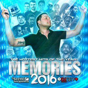 Dj Stevie V's MEMORIES 2016 (Sirius Xm Pitbull Globalization 60 min edit)