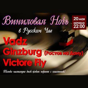 Vadz - House & Techno set @ Vinyl Night, Russki Chai, 20 may 2011