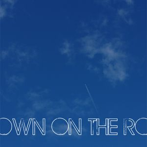 down on the roof