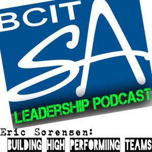 Eric Sorensen: Building High Performance Teams