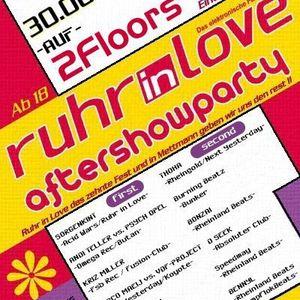 ruhr in love aftershowparty   liveset by djspeedmay (minimal-Techno