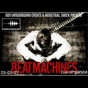 Zanthrax vs The Relic @ Beatmachines