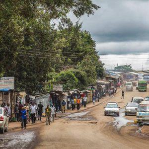 Global Roaming: Nairobi