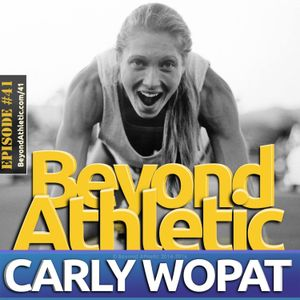#41 Mastering Your Fate & Captaining Your Soul with Carly WOPAT