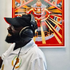 Pat Thomas - A Life In Highlife with Quinton Scott (Strut Records) // 24-10-19
