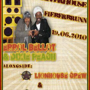 Errol Bellot ls. Dixie Peach - Live @Riverhouse Fieberbrunn // June 2010 // pt2/2