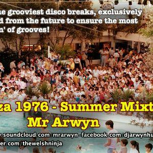Ibiza 1976 - Disco Dub Promo mix