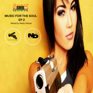 Music for the Soul Ep2 - Shed FM Kork - Ireland - Mixed by Nasty Deluxe