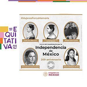 México, independencia, mujeres: La vida en la independencia