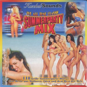 Party Dance Productions The All Time Classic Summerparty Mix