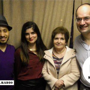 Programa n º 9 - T3 -  Convidada : Ulema Pinto Xailes de Portugal