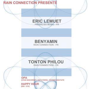 Dj set @OPA Paris 1/11/2013