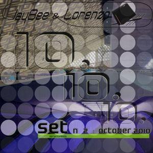 JayBee & Lorenzo - Tech-house Set 002 - Oct 10