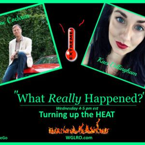 Joe Cochran and Kaci Dillingham on WGLRO   What really happen  12-28-2016