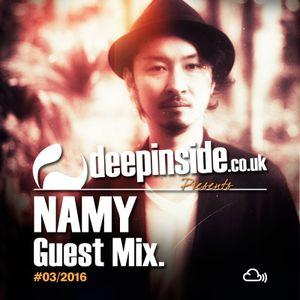 NAMY is on DEEPINSIDE
