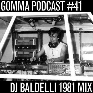Podcast #41: Baldelli Cosmic Tape C27A 1981
