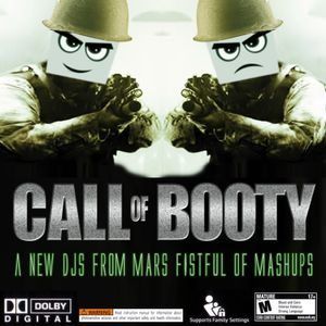 DJs From Mars - Call Of Booty MIX