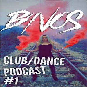 Club/Dance Podcast #1
