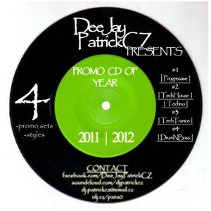 DJ PatrickCZ - Promo 2011-2012 (Progressive)