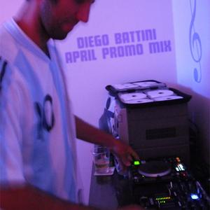 Diego Battini - April '09 Promo Mix