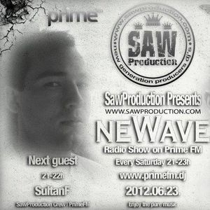 Sultan F - Live @ PrimeFM nuWave 23.06.2012.