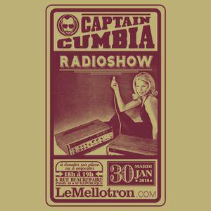 Captain Cumbia Radio Show #40
